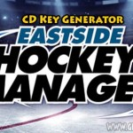 Eastside Hockey Manager koden generator
