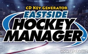 Eastside Hockey Manager-Code-generator