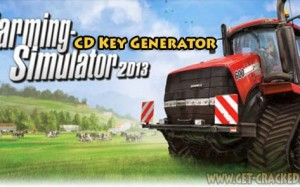 Farming Simulator 2013 key generator tool for steam