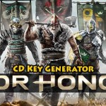For Honor CD Key Generator 2016