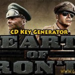 Hearts of Iron IV kóða rafall