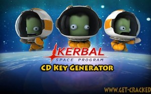 Kerbal Space Program kóða rafall