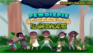 PewDiePie legenden om Brofist download spelet