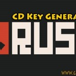 Rust cd Giveaway key