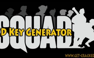 Squad Free CD Key Generator 2016
