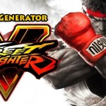 Street Fighter V generator kodu
