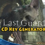 The Last Guardian kóða rafall