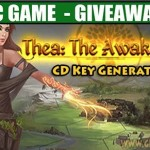 Thea: The Awakening key generator tool 2015