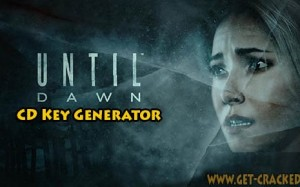 Until Dawn key generator