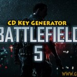 Battlefield 5 Free CD Key Generator 2016