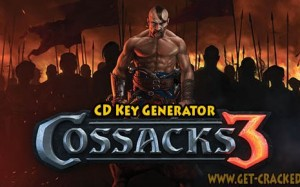 Cossacks III CD Key Generator 2016