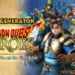Dragon Quest Heroes kodgenerator