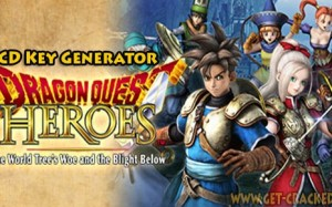 Dragon Quest Heroes CD Key Generator 2016