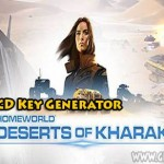 Homeworld Deserts of Kharak generator kodu