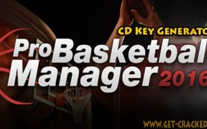 Pro Basketball Manager 2016 code generator
