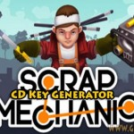 Scrap Mechanic CD Key Generator 2016