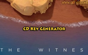 The Witness CD Key Generator 2016