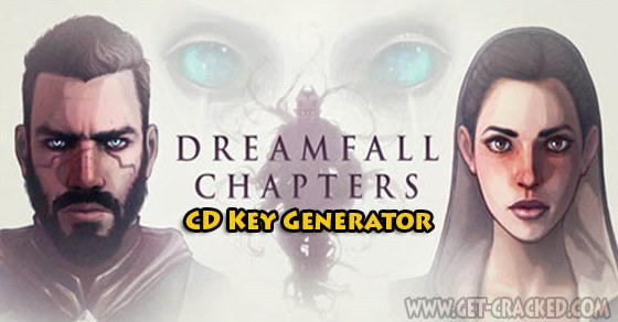 Dreamfall Chapters code generator tool