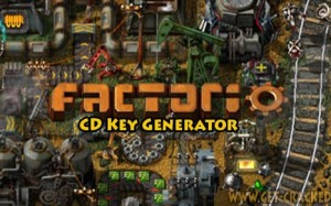 Factorio Free CD Key Generator 2016