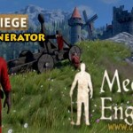 Medieval Engineers kóða rafall