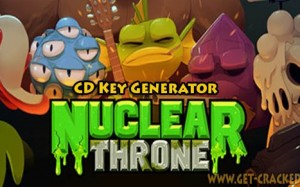 Nuclear Throne code generator tool