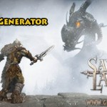 Savage Lands-Code-generator