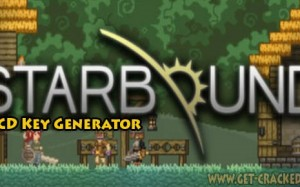 Generator kodu Starbound 2016