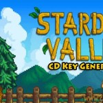 Stardew Valley CD Key Generator