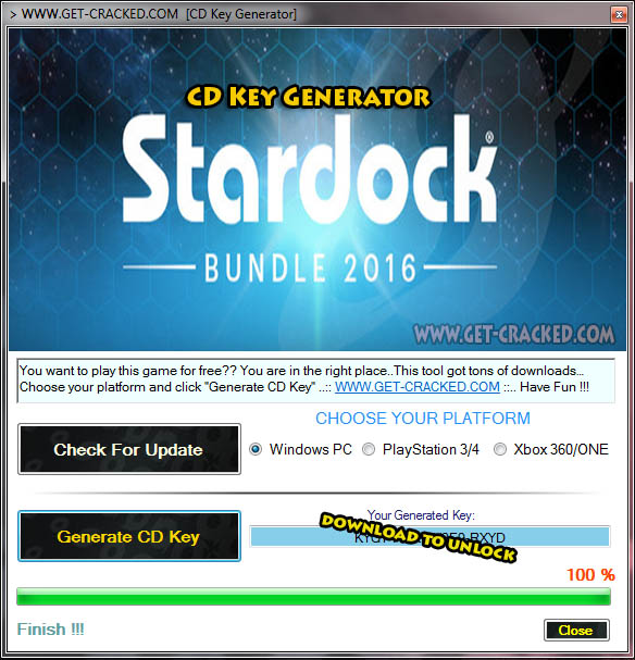 Stardock Bundle cd key giveaway for steam