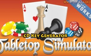Tabletop Simulator CD Key Generator 2016