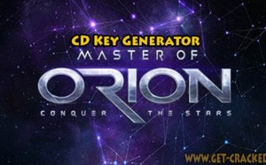 Master of Orion code generator tool