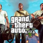Grand Theft Auto V gameplay video-