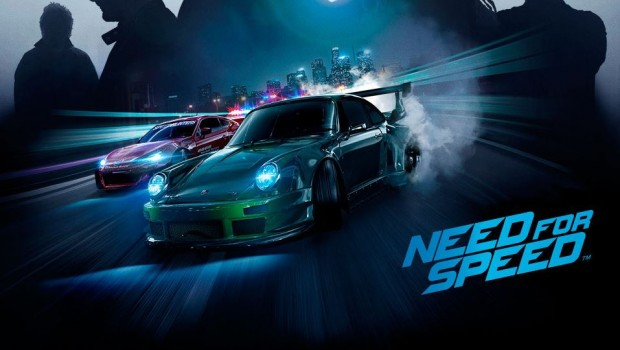 Need for Speed gameplay video