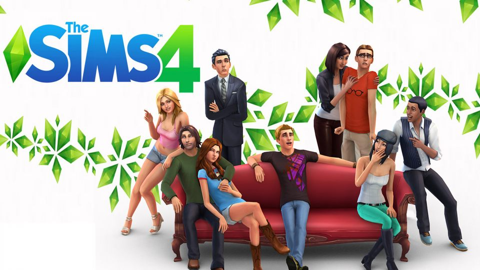 The Sims 4 視頻