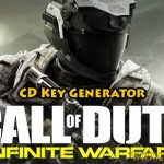 Steam keygen verktyg för Call of Duty: Infinite Warfare