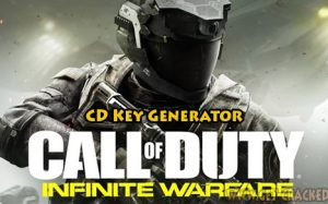 abur keygen instrument pentru Call of Duty: Infinit Warfare