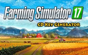 Farming Simulator 17 zdarma product key