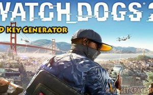 Watch Dogs 2 CD toonsoort giveaway