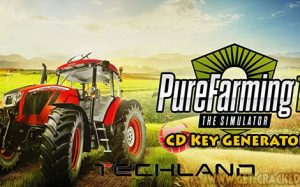Pure Farming 17 Keygen tól