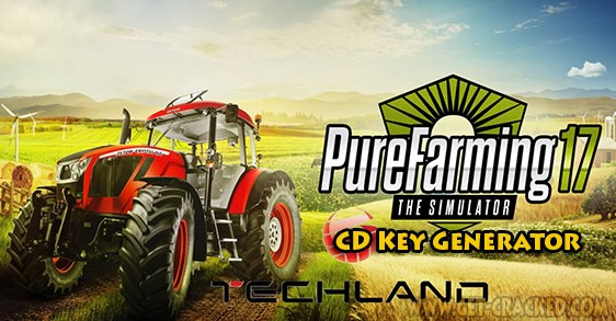 Pure Farming 17 keygen tool