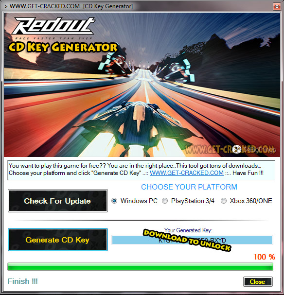 Redout cd key