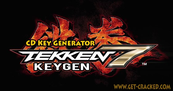tekken 7 free game keys