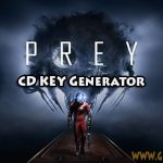 Prey CD Key Generator Tool 2017