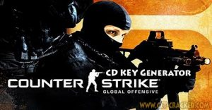 Counter Strike Global støtende nøkkel generator for damp