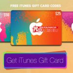 Free iTunes Card Codes 2017