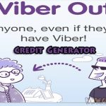 Viber Out Free Credit Generator 2017