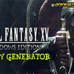 FINAL FANTASY XV CD Key Generator 2018