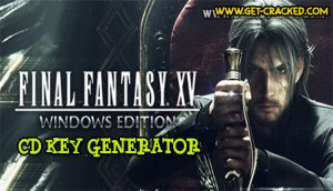 FINAL FANTASY XV keygen