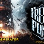 Kód download key Frostpunk