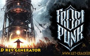 Frostpunk download avain
